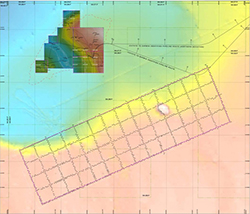 Ichthys Geophysical Survey