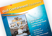 Well Containment Equipment
