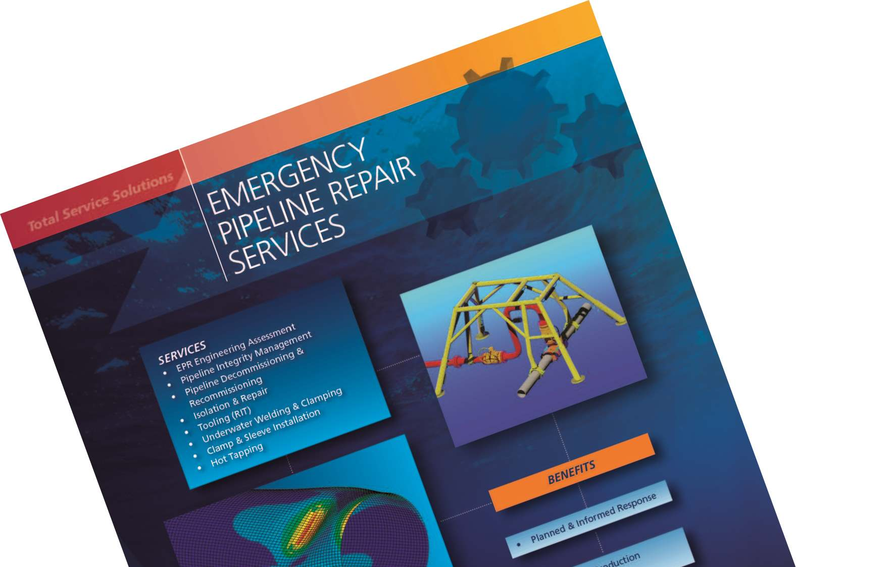 Emergency Pipeline Repair Services Brochure