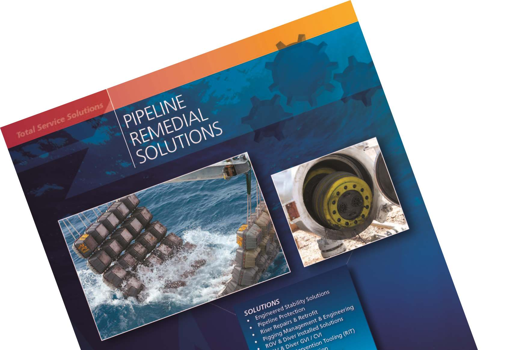 Pipeline Remedial Solutions Brochure